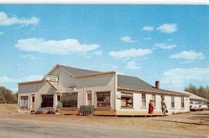 South China Maine Farrington Clothing Outlet Street View Vintage Postcard K96927