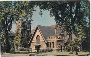 The Episcopal Church at York, Maine, unused Postcard