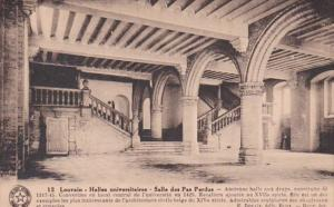 France Louvain Halles universitaires Salle des Perdus