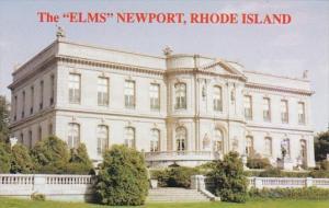 Rhode Island Newport The Elms