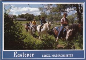 Massachusetts Lenox Eastover Resort Horseback Riders