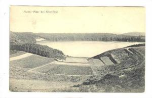 Pulver-Maar bei Gillenfeld, Germany. 00-10s