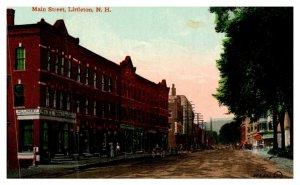 New Hampshire Littleton , Main Street