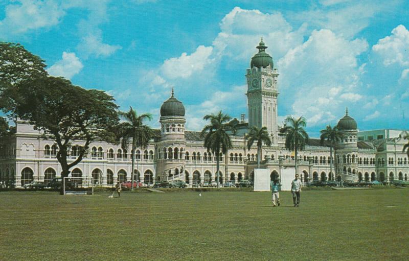 KUALA LUMPUR , Malaysia , 50-60s ; Secretariat Building