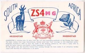 ZS5MG, Aouth Aftrica, 1964