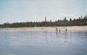 Miracle Beach Resort, Beach Shore, VANCOUVER, British Columbia, Canada, 40-60´s