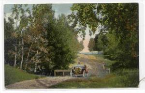 View From South Gladstone, Michigan, 1900-1910s