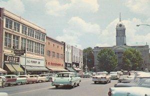 COLUMBIA , Tennessee , 50-60s ; Main Street
