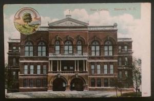 State Capitol, Bismarck, N.D. C.E. Wheelock & Co. 549