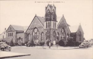 New Jersey Paulsboro Saint Pauls M E Church