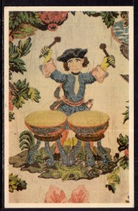 The Drummer Boy Textile,Detroit Institute of Arts,Detroit,MI BIN