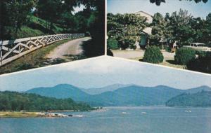 Multi-View, Wonderview Ranch, U.S. Highway 64, HAYESVILLE, North Carolina, 40...