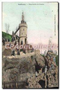 Postcard Old Valfleury Observatory Rosary