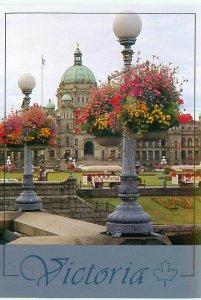 Buy Postcard Victoria British Columbia Canada