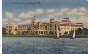 Florida Sanford The Mayfair Hotel Curteich
