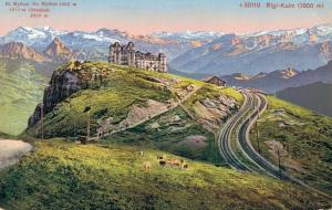 Switzerland Rigi Kulm 02.99