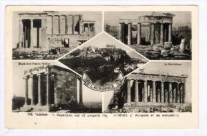 RP  L'Acropole, Greece, PU-1958