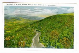 Hartford, Connecticut to Deerfield, Illinois 1940 PPC Mohawk Trail, Berkshires