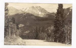 RP: Mt. Ypsilon From The Trail Ridge Road,Hudson Valley,Colorado,1930-50s