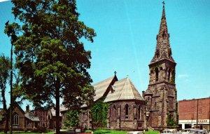 New York Binghamton Christ Church