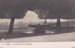 RP: Rome ,Lazio region , Italy , 00-10s ; Accademia di Francia ; NPG Photo po...