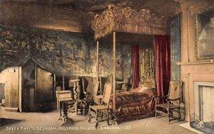 Queen Mary's Bedroom, Holyrood Palace Edinburgh Scotland, UK Unused