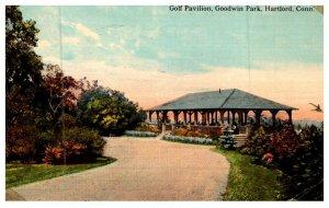 Connecticut Hartford , Golf Pavilion , Goodwin Park
