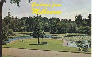 MELBOURNE, Victoria, Australia, 1950-1960s; Royal Botanic Gardens