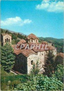 Postcard Modern Mistra Monastery Brontochiou (Afendiko)