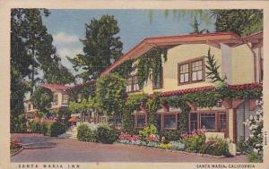 California Santa Maria Inn
