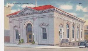 Pennsylvania Shamokin The U S Post Office