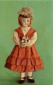 Beton-Type Doll