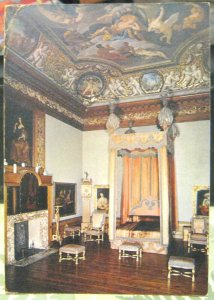 England Middlesex Hampton Court Palace King's Bed - unposted marked