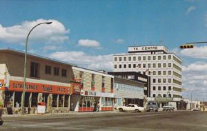 Downtown Yellwoknife, Northwestern Territories, Canada, 40-60s