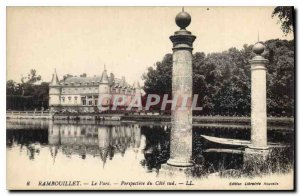 Old Postcard Rambouillet The Rating Outlook South Park