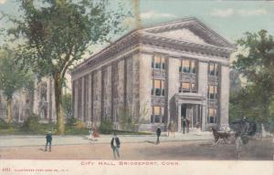 City Hall (Exterior), BRIDGEPORT, Connecticut, PU-1907
