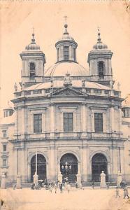 Spain Old Vintage Antique Post Card Iglesia de San Francisco el Grande Madrid...