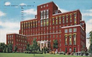 Ohio Toledo Toledo Hospital 1940