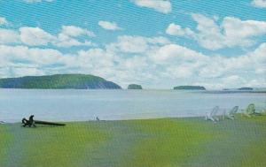Canada Nova Scotia Five Islands Colchester County