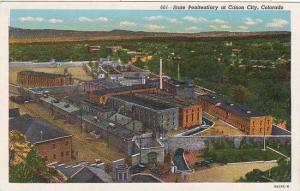 Colorado Canon City State Penitentiary