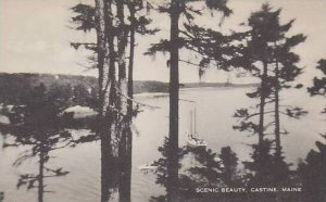 Maine Castine Scenic Beauty Artvue