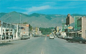 SALMON , Idaho , 50-60s; Main Street