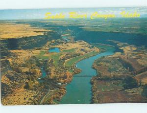 Pre-1980 WATER SCENE Twin Falls Idaho ID hk2505
