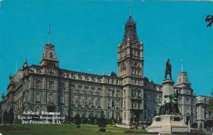 L'Hotel Du Gouvernement,  Parliament Buildings,  Quebec,  Canada,  40-60s