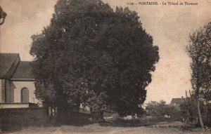 Le Tilleul Turenne,Fontaine,France BIN