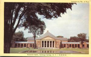 Roosevelt Baths - Saratoga Springs NY, New York