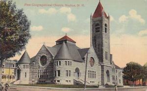 First Congretgtional Church, Nashua, New Hampshire, 00-10s