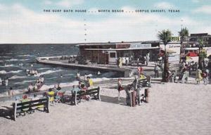 Texas Corpus Christi North Beach The Surf Bath House