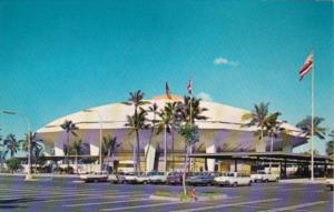 Hawaii Honolulu International Center Arena