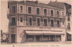 St JEAN-de-LUZ, France , 00-10s ; Hotel de Paris et du Pare
